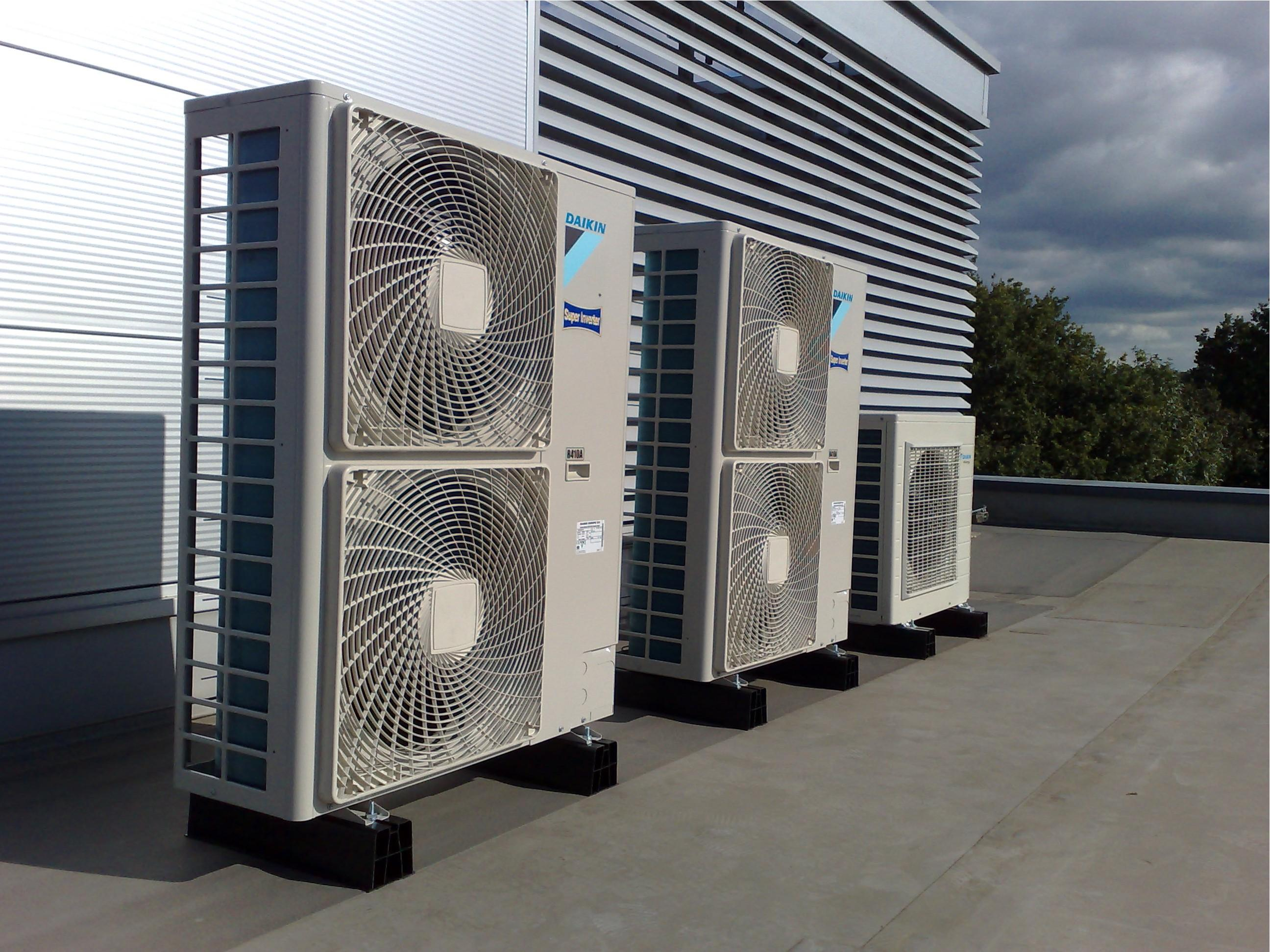 Apartment Air System : Air conditioning reports carried out by accredited